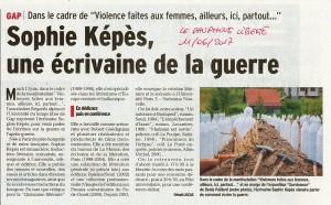 Dauphiné Libéré - Gap 06-2017